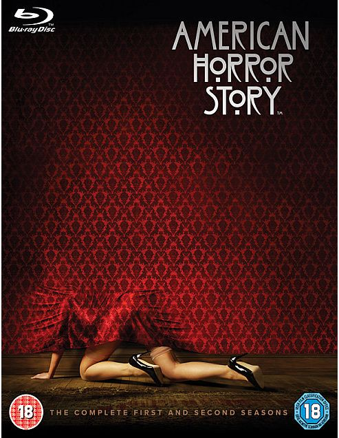American Horror Story Seasons 1 & 2 (Blu-Ray Boxset)