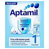 Aptamil First Milk Starter Pack