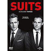 Suits - Season 3 - DVD Boxset