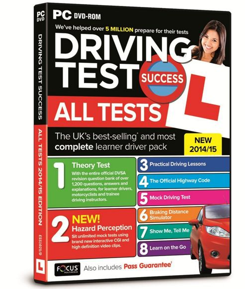 Driving Test Success All Tests 2014/15