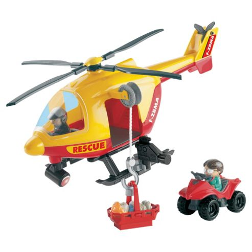 Abrick Rescue Helicopter