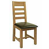 Elements Manor Ladder Back Chair