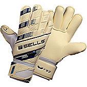 Sells Wrap Pro Subzero Junior Goalkeeper Gloves - White