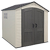 Lifetime plastic shed 7 x 7