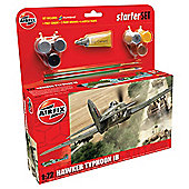 Airfix Hawker Typhoon 1:72 Scale Model Set