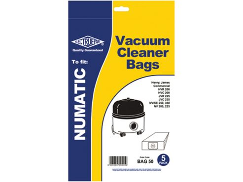 Connect Bag50 Dust Bag Numatic Henry Jam X5