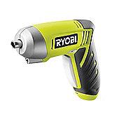 Ryobi R4SD-L13C Screwdriver 4 Volt 1 x 1.3Ah Li-Ion