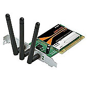 D-Link Systems RangeBooster N 650 Draft 11n PCI/Desktop Adapter