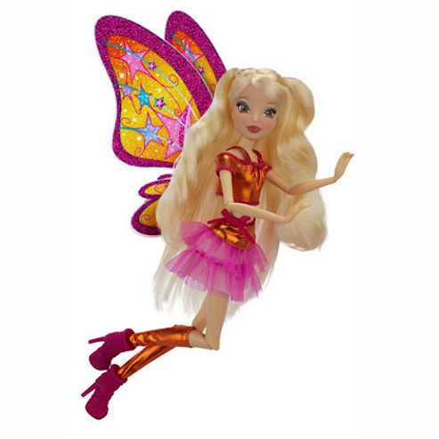 Winx Club Believix Deluxe Fashion Doll - Stella
