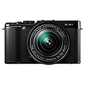 Fujifilm X-A1 Digital Camera, Black, 16 MP, 3x Optical Zoom with 16-50mm Lens