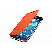 Samsung Original Flip Case Galaxy S4 Mini Orange