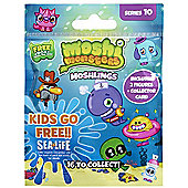 Moshi Monsters Two Moshling Foil Pack - Series 10