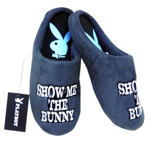 Playboy Show Me The Bunny Slippers - 9 to 10