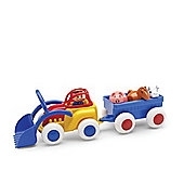Viking Toys Midi Tractor and Trailer - Toys/Games