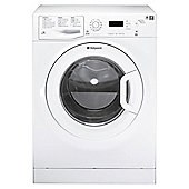 Hotpoint Aquarius WMAQF621P Washing Machine, 6Kg Load, 1200 RPM Spin, White