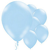 Powder Blue Balloons - 11' Latex Balloon (10pk)