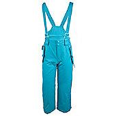 Sugar Girls Ski Pants - Turquoise