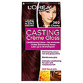 L'Oreal Paris Casting Crème Gloss360 Black Cherry