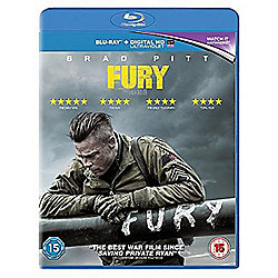 Fury - Blu-Ray