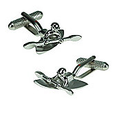Kayak Novelty Themed Cufflinks