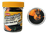 Berkley Powerbait Maxi Blood Worms - Blood Red twin pack (100)