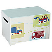 Vroom Vroom Toy Box