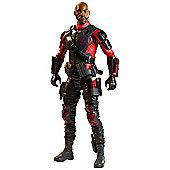 """Mattel DC Comics Multiverse Suicide Squad Figure, Deadshot, 12"""""""