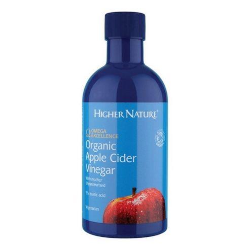 Higher Nature Apple Cider Vinegar 350ml Liquid
