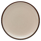 Denby Everyday 27cm Dinner Plate, Cappuccino