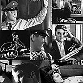 Elvis Presley Collage Wallpaper - 102542