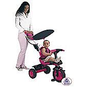 Injusa Free Trike Pink