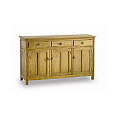 Old Charm Hertford 3 Door Sideboard - Natural