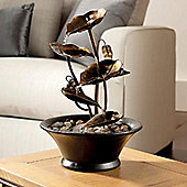 Lily Indoor Tabletop Water Feature
