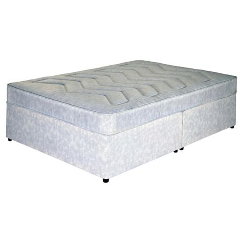 Tesco Open Coil Non Storage Divan Double