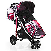 Koochi Pushmatic Stroller (Brooklyn PM)