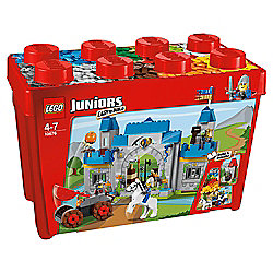LEGO Juniors Knight's Castle Bucket 10676
