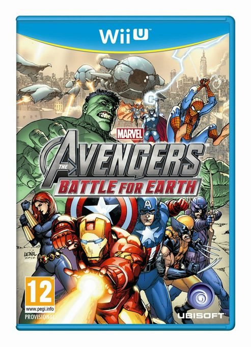 Marvel Avengers - Battle For Earth