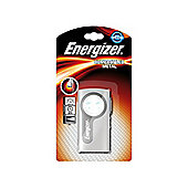 Eveready Energy Compact Led Metal Pocket Torch