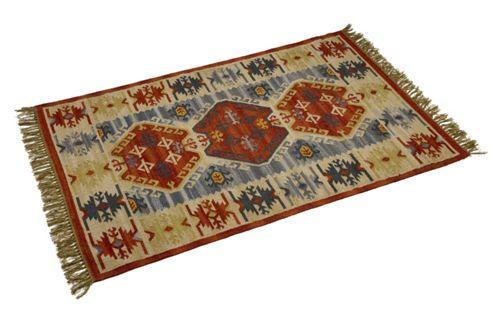 Buy dandy kilim kasbah design oriental rug 180cm x 120cm for Door mats argos