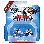Skylanders Trap Team Mini 2 Pack Breeze and Pet Vac