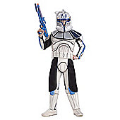 Rubies UK Clone Trooper Captain Rex- L