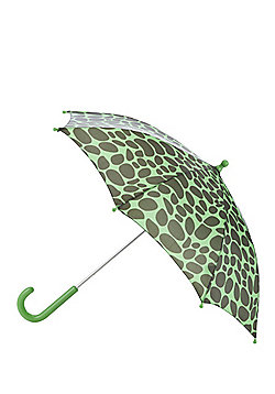 Totes Monster Umbrella - Green
