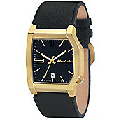 Black Dice Gents Strap Watch BD-063-04