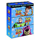 Toy Story 1-3 - Collection  (Blu-ray Boxset)