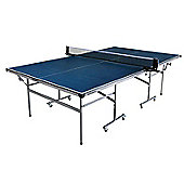 Butterfly Fitness Indoor Table Tennis Table - Blue