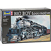 Revell Big Boy Locomotive 1:87 Model Train Kit - 02165
