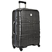 Revelation by Antler Finlay Hard Shell 4-Wheel Suitcase, Charcoal Large