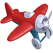 Green Toys AIRR-1026 Airplane (Red Wings)