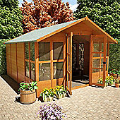 BillyOh 4000XL 12 x 10 Lucia Tongue and Groove Summerhouse