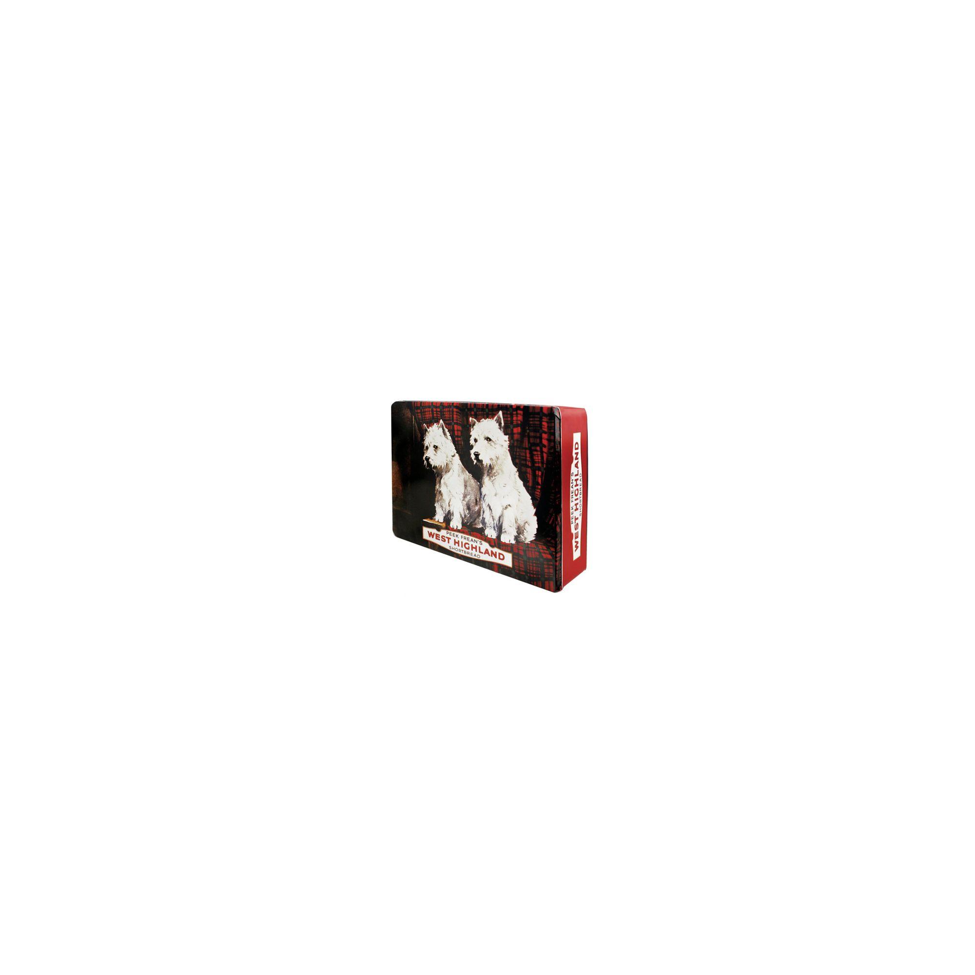 Robert Opie West Highland Terriers Rectangular Storage Tin